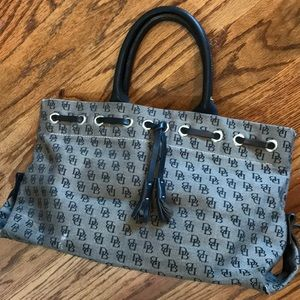 DOONEY & BOURKE Vintage LOGO Handbag